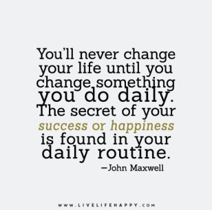 routine quote
